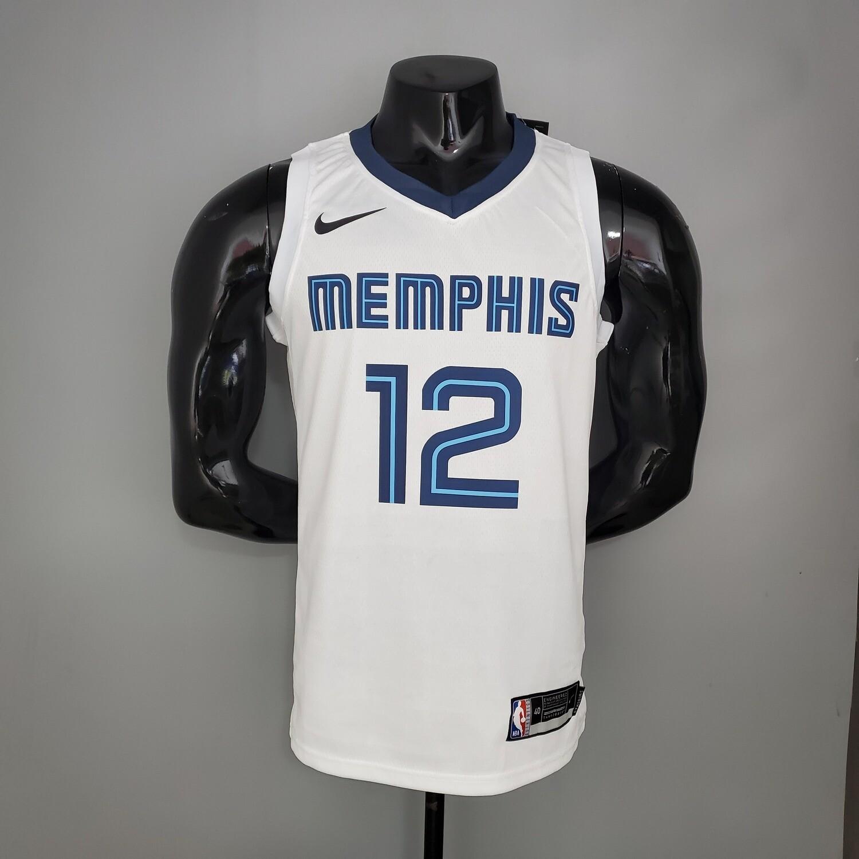 Regata Memphis Grizzlies City Edition- Morant #12