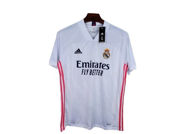 Camisa do Real Madrid II 2020/2021 Torcedor