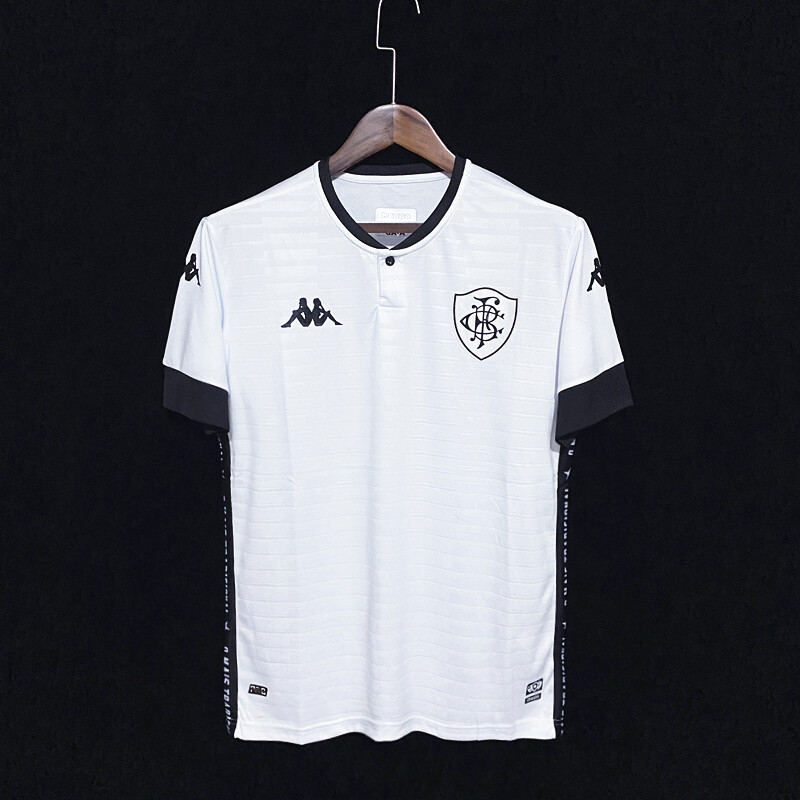 Camisa Botafogo III 21/22  Torcedor Kappa Masculina - Branco