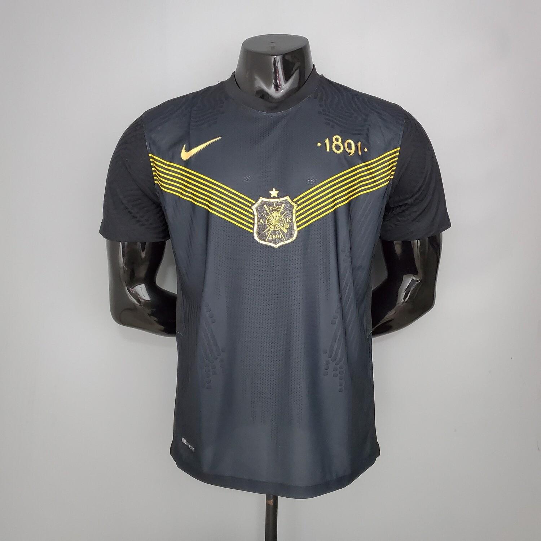 Camisa  130 anos do AIK 2021 Nike Jogador
