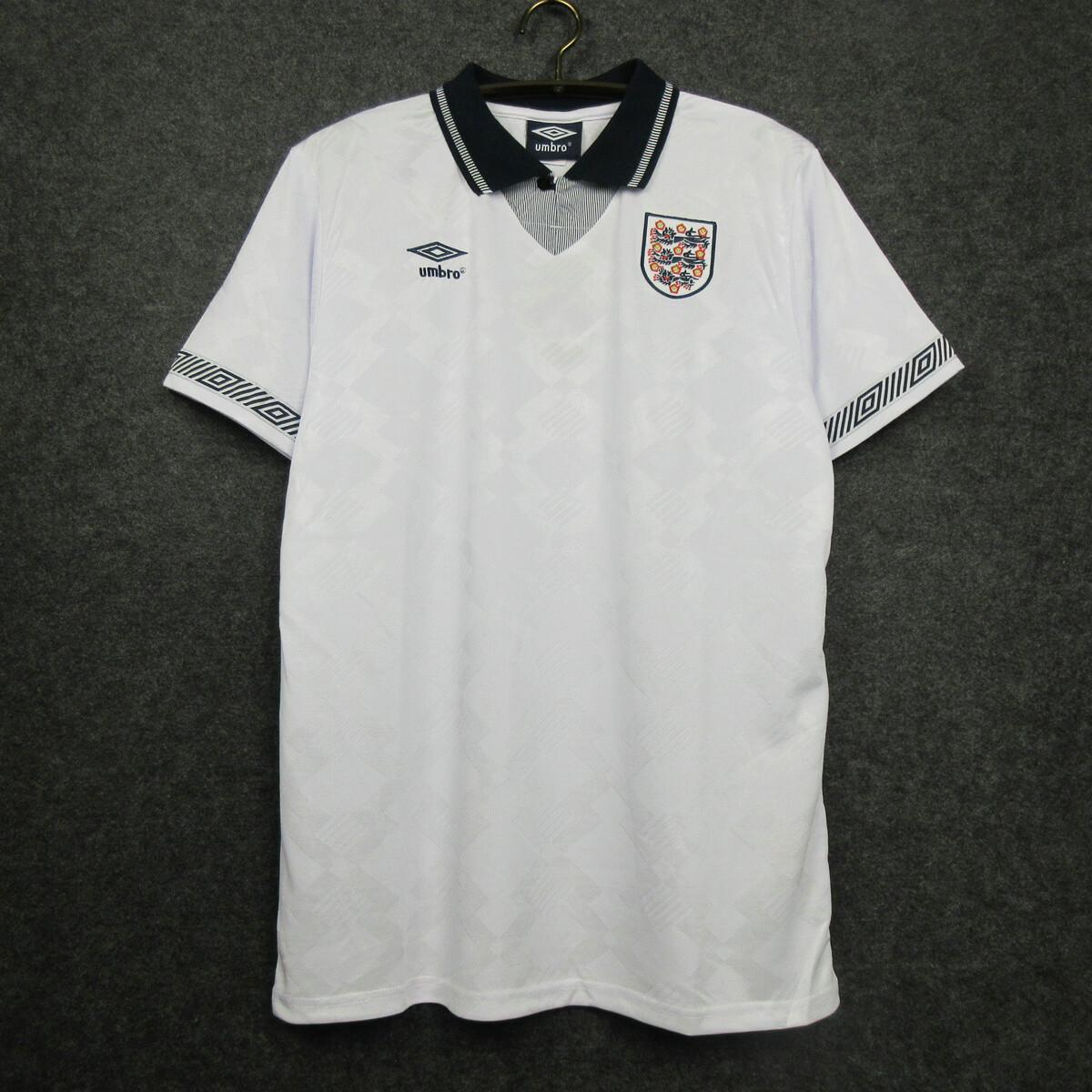 Camisa Inglaterra 1990 Home