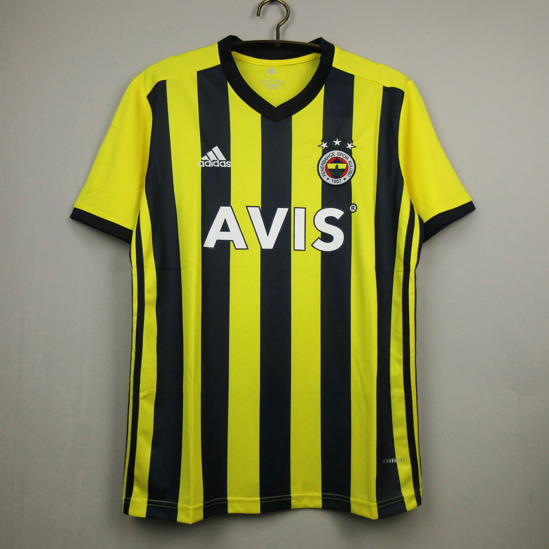Camisa do Fenerbahce 2020-2021 Adidas Home