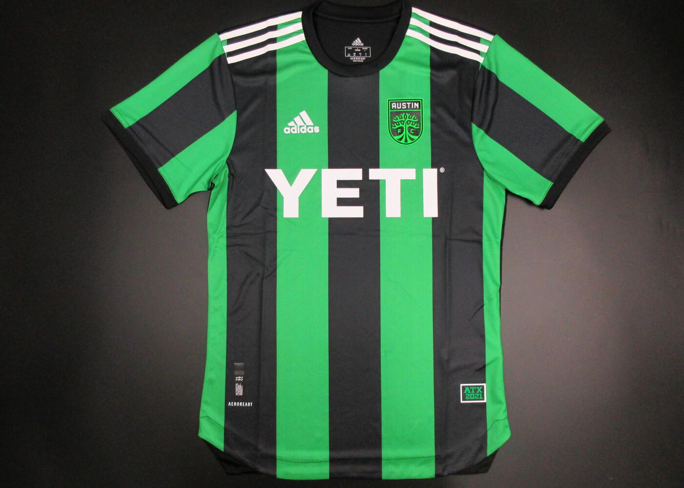 Camisa Austin  Adidas Home 2021/2022 Jogador