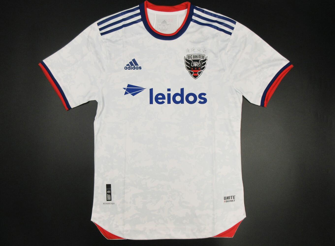 Camisa D.C. United  away  2021/2022-Jogador
