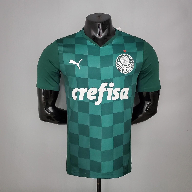 Camisa Palmeiras Puma I 2021/22 Jogador