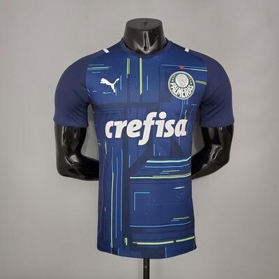 Camisa Palmeiras Puma Goleiro 2021/22 Jogador