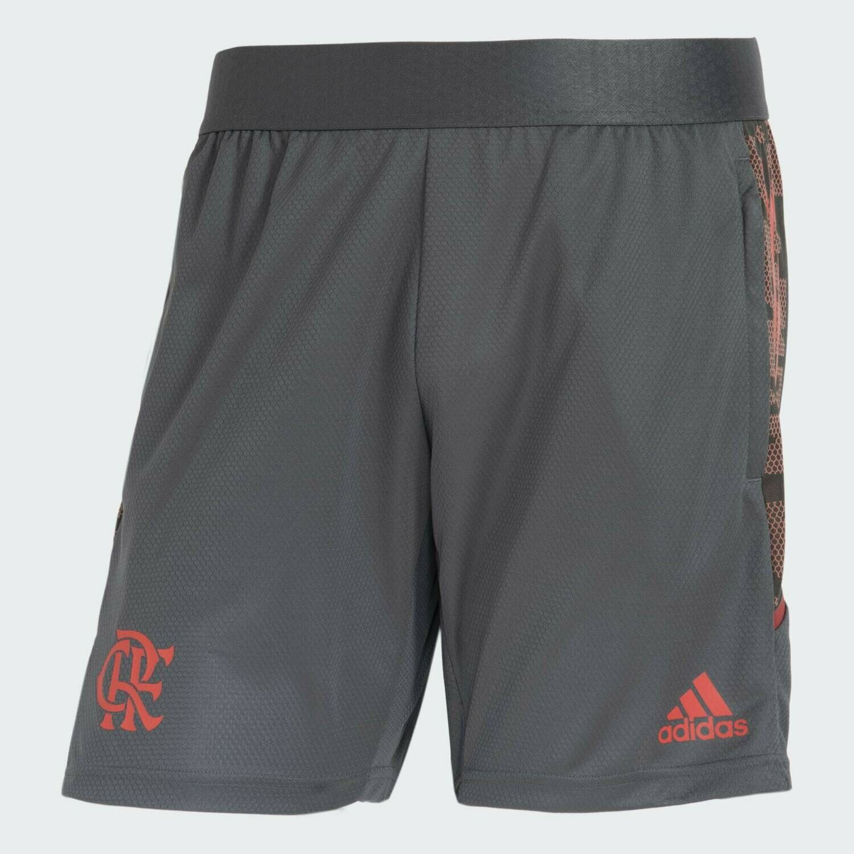 Short Flamengo Treino Adidas 2021