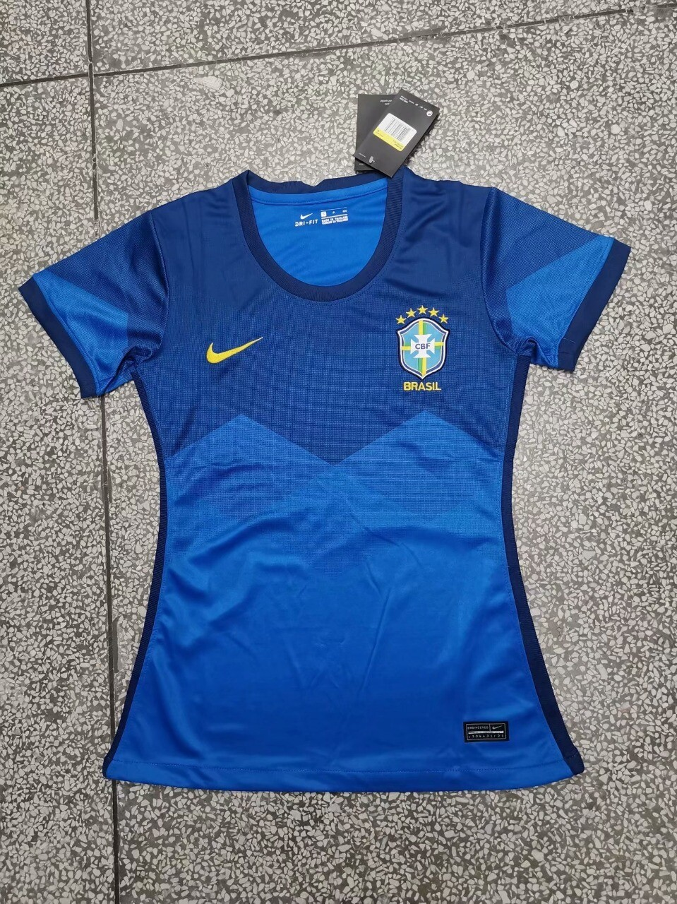 Camisa da Seleção Brasileira II 20/21 Nike - Torcedora - Feminina