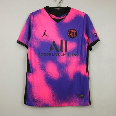 Camisa do PSG 2020-2021 Jordan Jogo 4