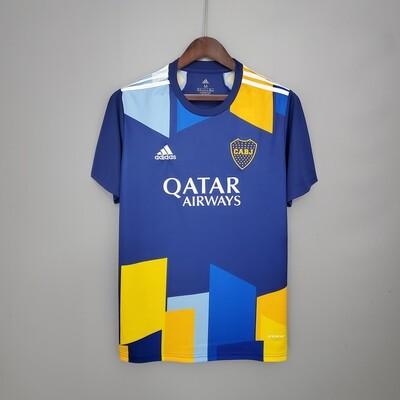 Camisa Boca Juniors Third 21/22  Torcedor Adidas Masculina