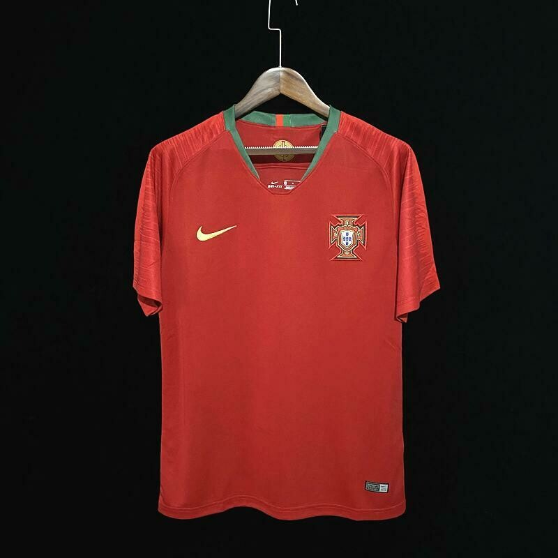 Camisa  Portugal 2008   Retrô