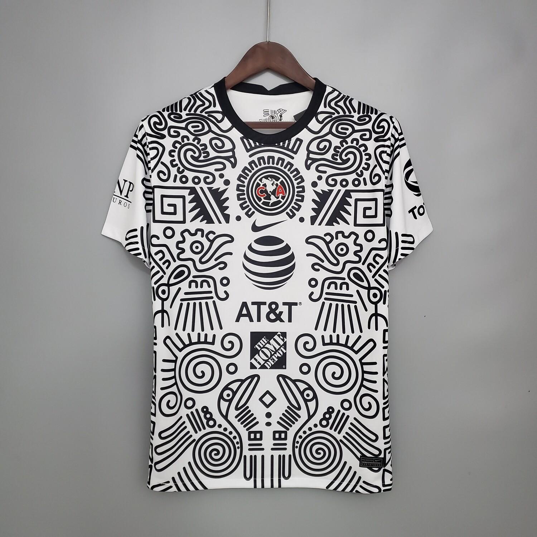Camisa Club América 2021 Nike Uniforme 3