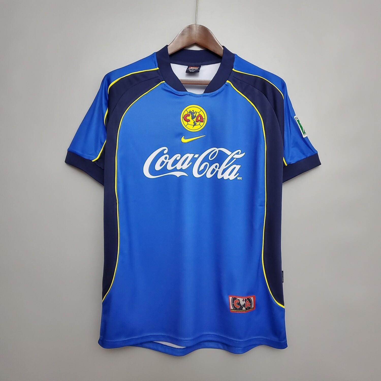 Camisa América do México 2001/2002 Retro