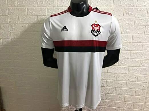 Camisa  Flamengo Adidas 2019 Jogo 2