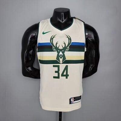 Regata Milwaukee Bucks Antetokounmpo #34