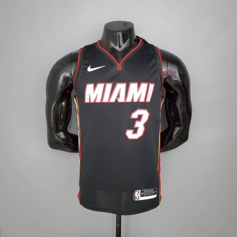 Regata Miami Heat BUTLER#22 Black