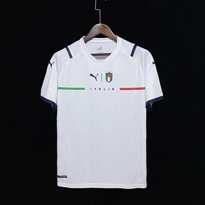 Camisa reserva branca da Itália 2021-2022 PUMA