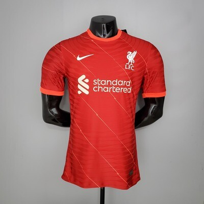 Camisa Liverpool FC 2021-2022 Home Nike Jogador