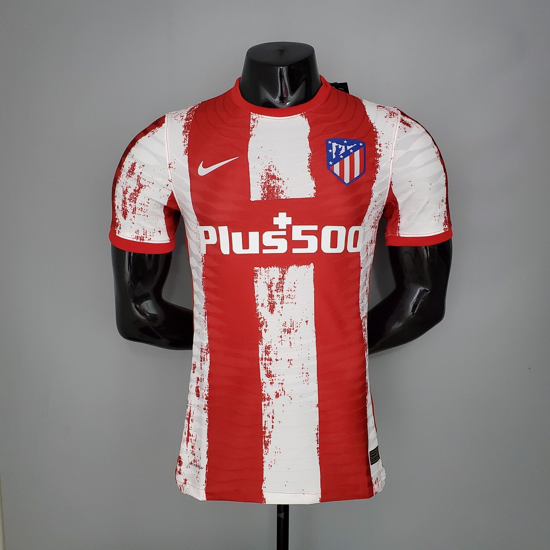 Camisa Atlético de Madrid I 2021/2022 Jogador Nike Masculina