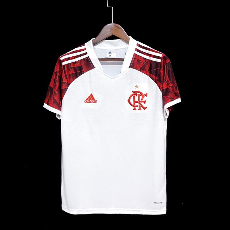 Camisa Flamengo Jogo 2 Adidas 2021