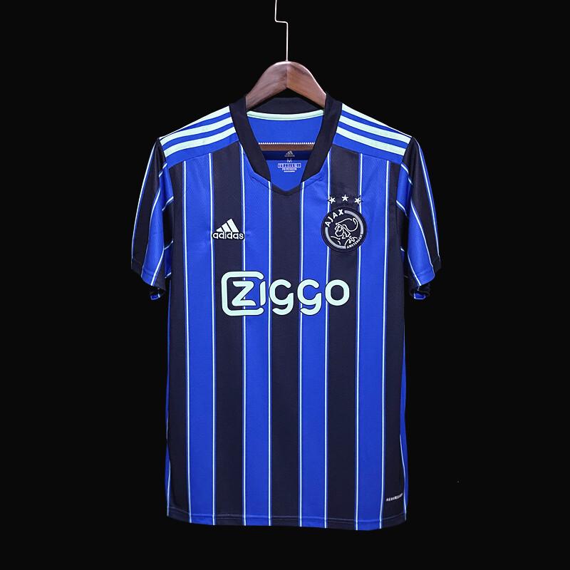 Camisa Reserva  Ajax 2021-2022 Adidas