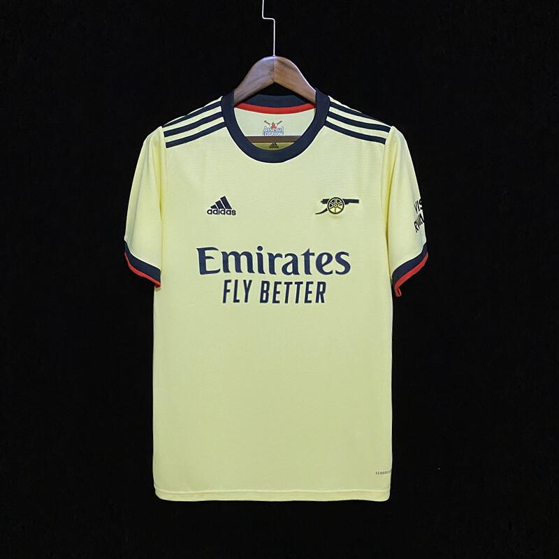 Camisa Arsenal 2021-2022 Adidas  Away