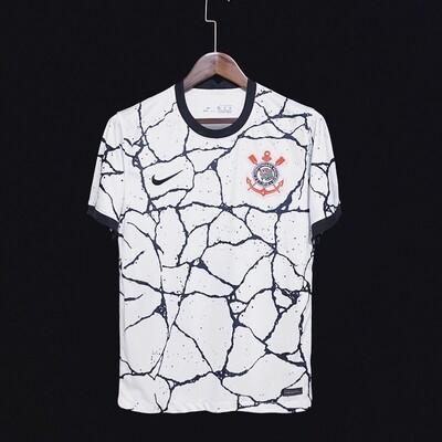 Camisa Corinthians Home 2021-2022 Nike