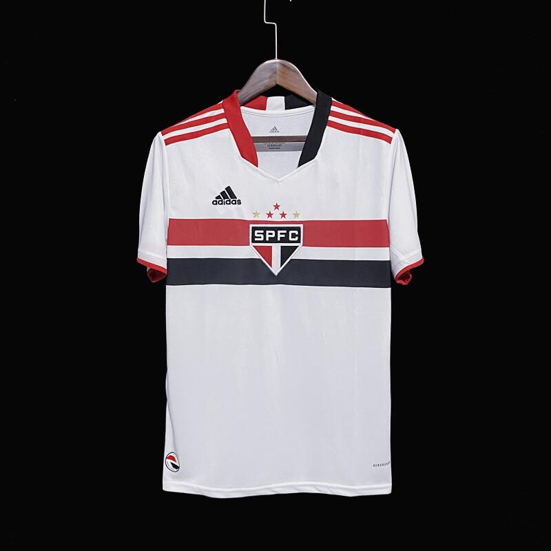 Camisa  São Paulo FC Home 2021-2022 Adidas