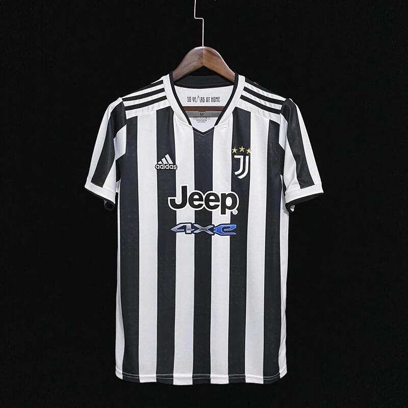 Camisa Juventus 2021-2022 Home  Adidas