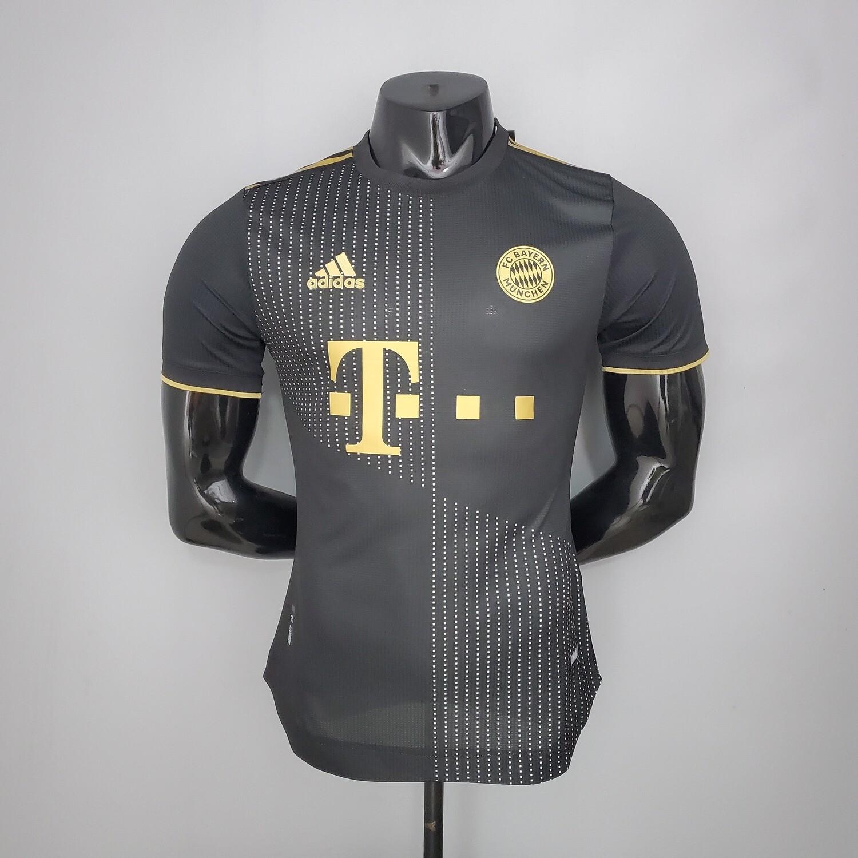 Camisa reserva  Bayern de Munique 2021-2022 Adidas Jogador