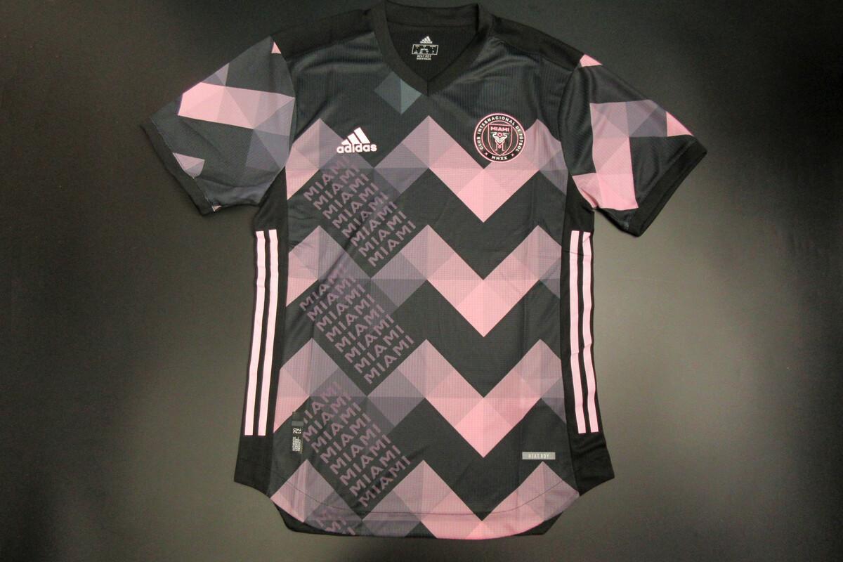 Camisa Inter Miami  2020/2021 Away-Jogador