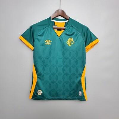 Camisa Umbro Fluminense 2020 Feminina Jogo 3