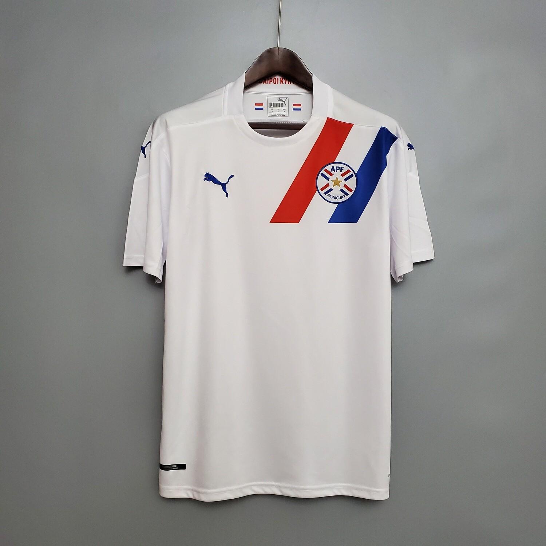 Camisa Paraguai Away  2020-2021 PUMA