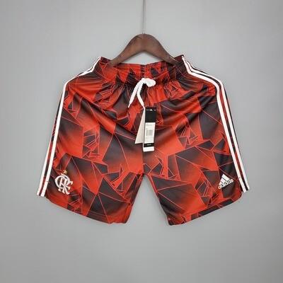 Calção Flamengo II 21/22 Adidas Masculino - Vermelho