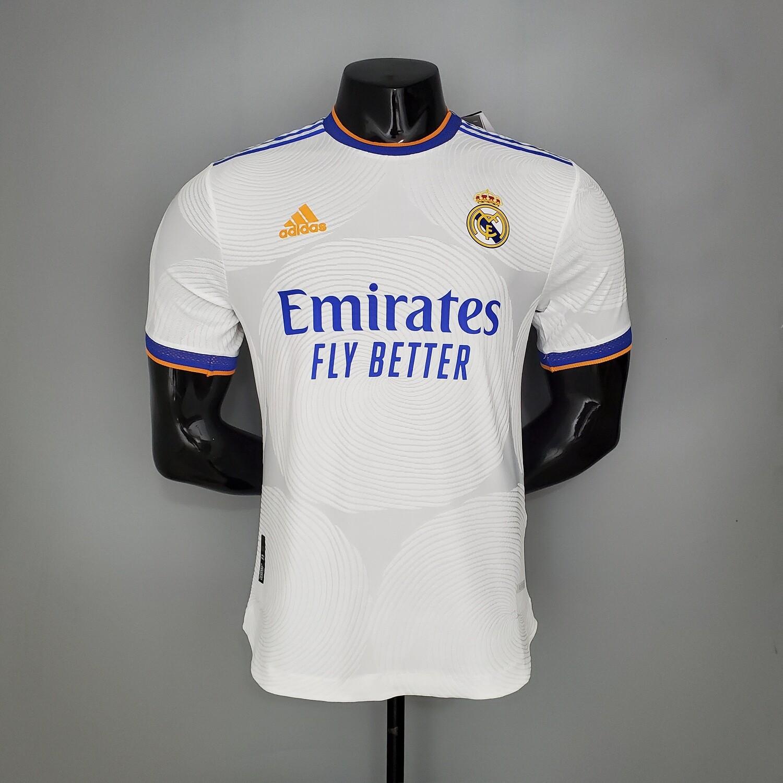 Camisa Real Madrid Home 2021/2022 Jogador