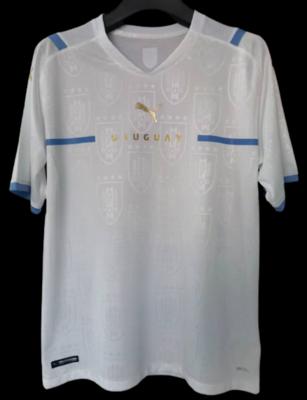 Camisa Uruguai 2021-2022 PUMA Away