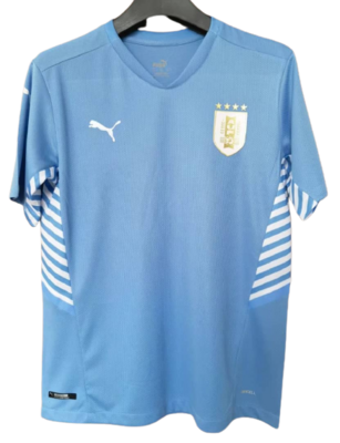 Camisa Uruguai Home 2021-2022 PUMA