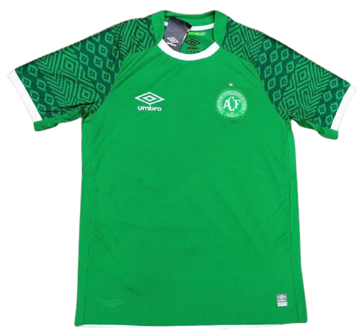 Camisa Chapecoense I 2021 Umbro - Masculina