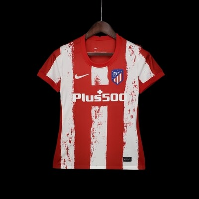 Camisa Atlético de Madrid Home   2021