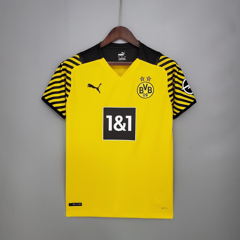 Camisa Borussia Dortmund Home  2021-2022 Puma