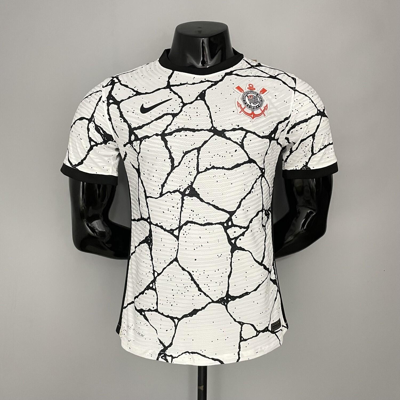 Camisa Corinthians I 2021/2022 Jogador Nike Masculina