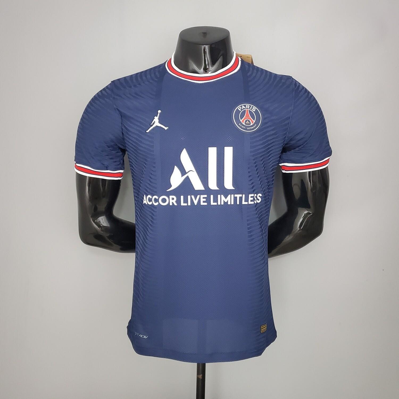 Camisa  PSG Home 2021/2022 Jogador