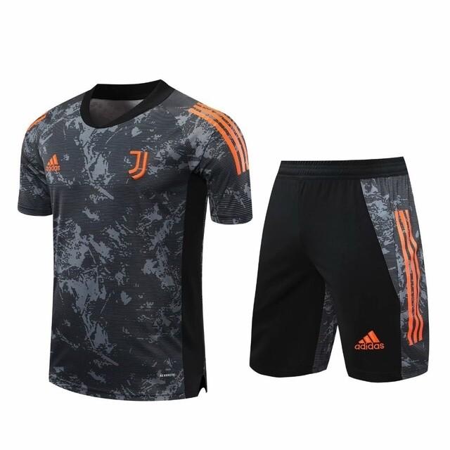 Conjunto Juventus II 2020/2021 - Manga Curta