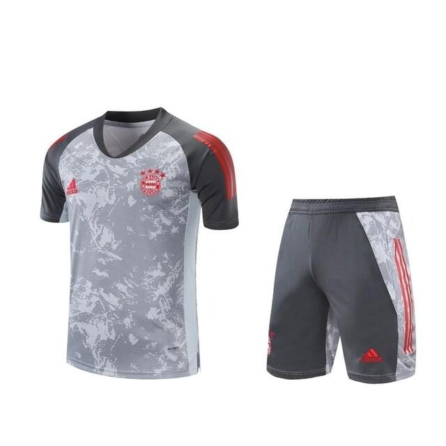 Conjunto Bayern de Munique III 2021/2022 - Manga Curta