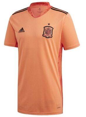 Camisa  Espanha Goleiro 2020-2021 Adidas