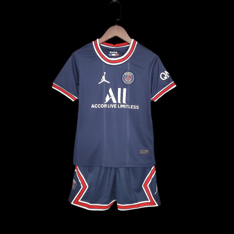 Camisa  PSG Infantil 2021/2022 Home