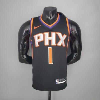 Regata NBA Phoenix Suns Purple -  BOOKER#1 Nike 2021