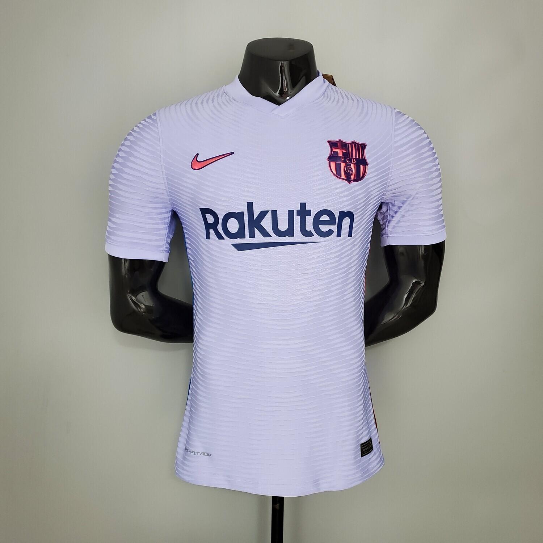 Camisa Barcelona Away 2021-2022 Nike Jogador
