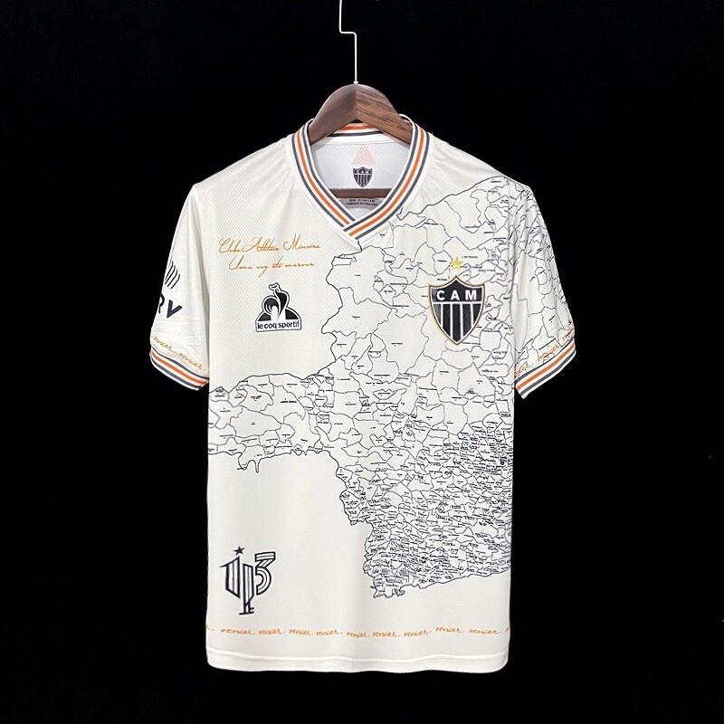 Camisa Atlético Mineiro 2021  Manto da Massa