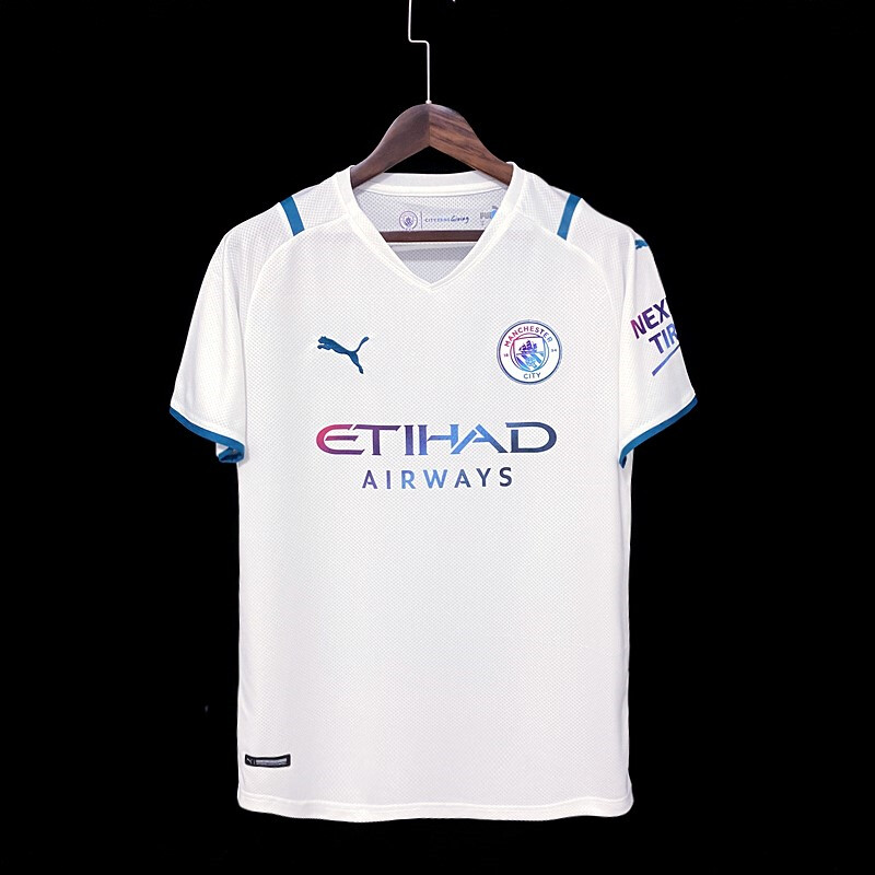 Camisa Manchester City Away 2021-2022 PUMA